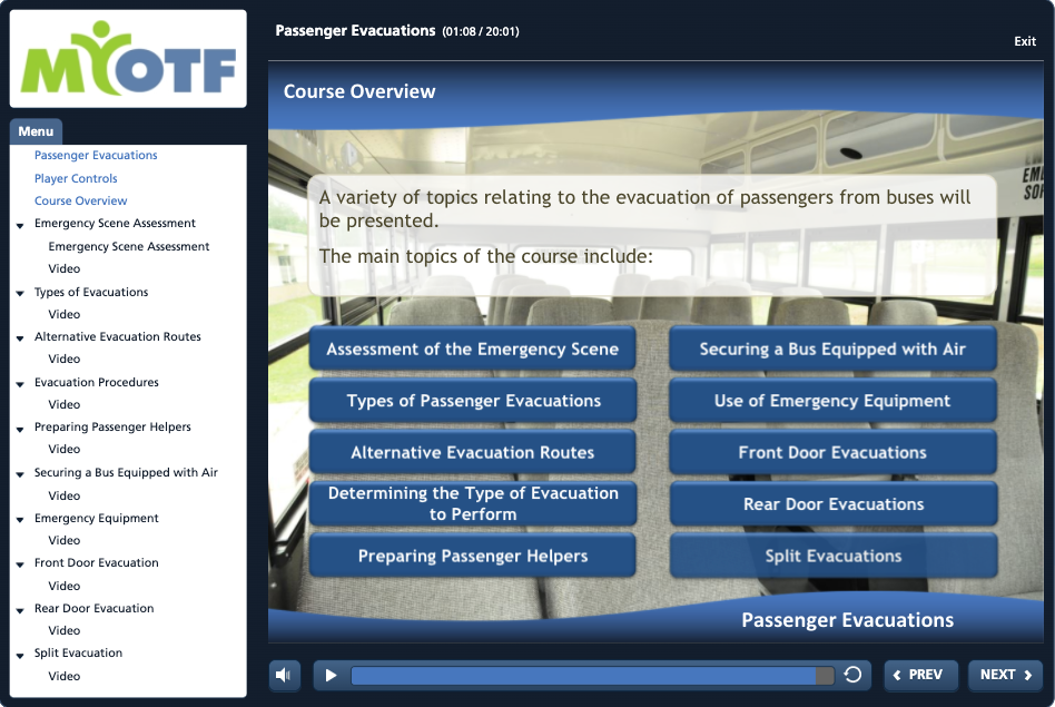 Passenger Evacuations