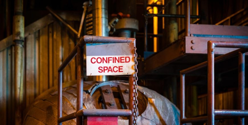 Confined Space Entry Awareness Training
