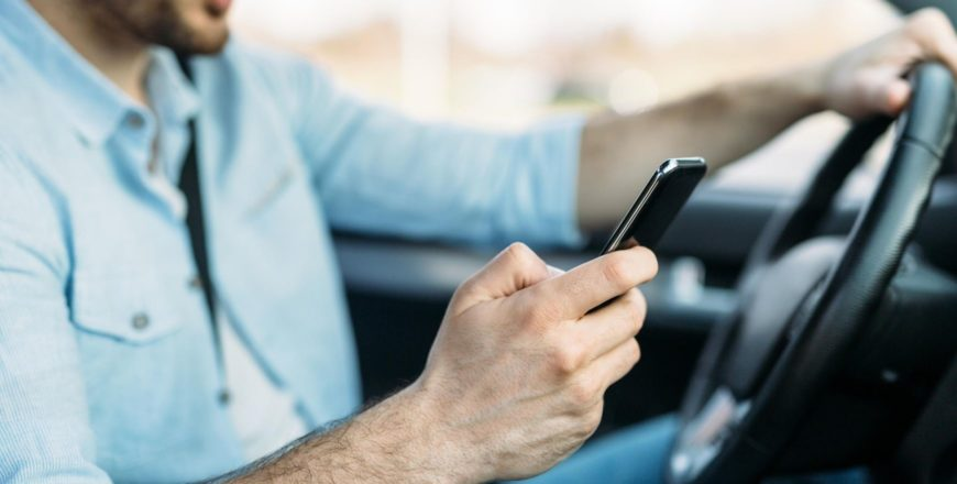 Cell Phone and Driving Safety (BC)