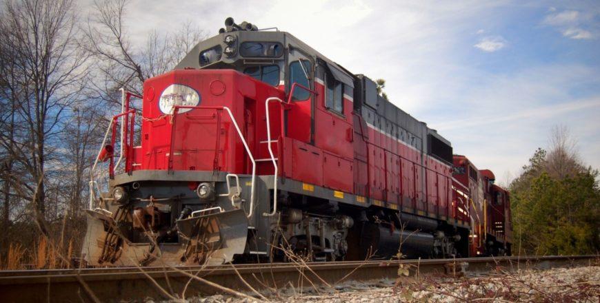 Industrial Railway (Locomotive)